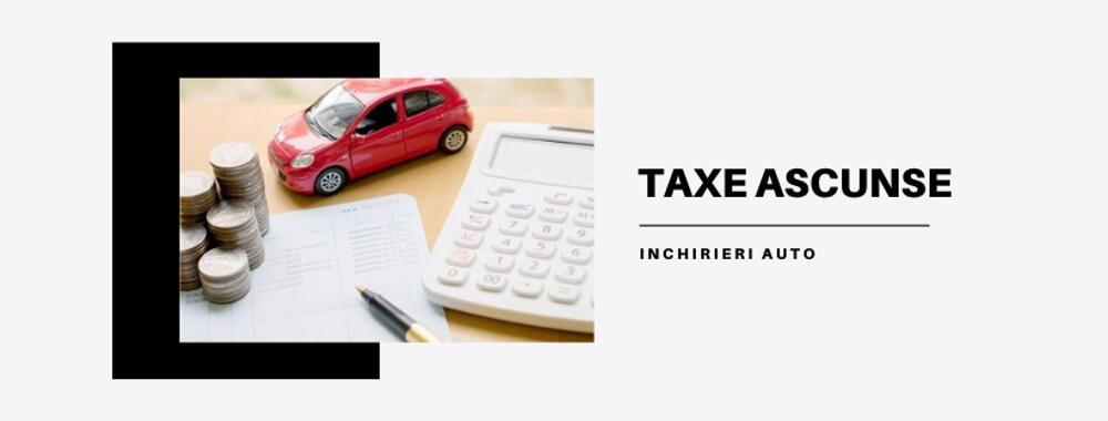 Hidden taxes on renting a car
