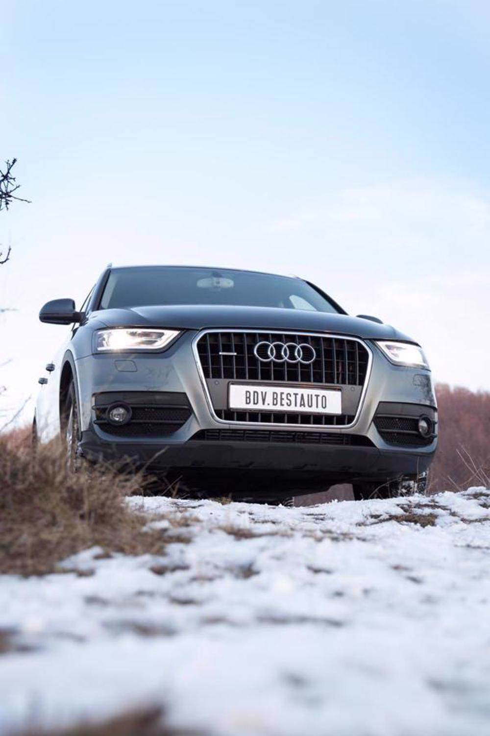Quattro, the best traction ever invented?