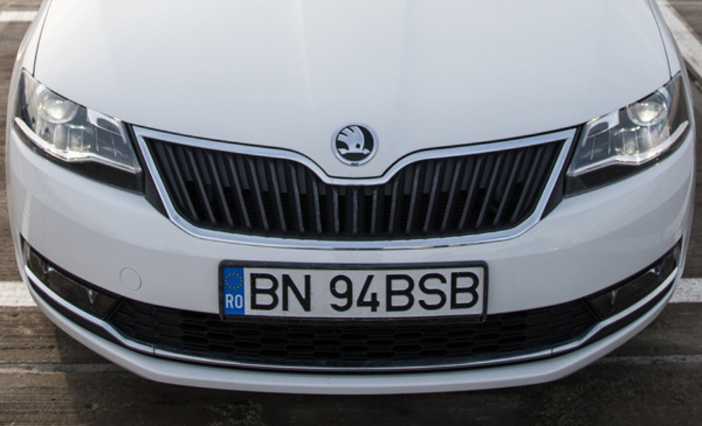 Skoda Rapid Elegance Edition - Rent a car Cluj