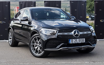 Mercedes-Benz GLK 220d 4Matic 4x4 Automatic Diesel AMG Sport Paket
