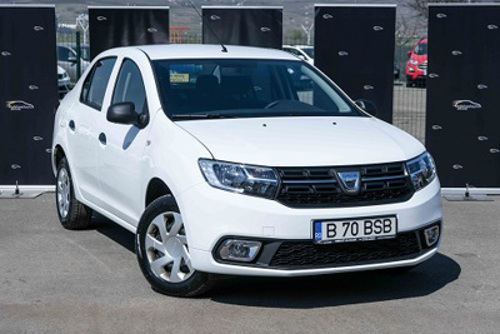 Dacia Logan SL Plus