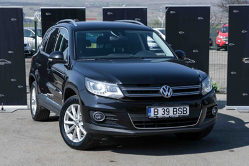 Volkswagen Tiguan 4Motion 4x4 Automatic Diesel Highline Edition