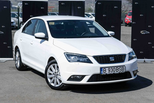 Seat Toledo Automatic Reference & Style Edition